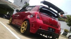 #Suzuki #SuzukiSwift #ZC21S #FunDrive #FuntoDrive Suzuki Swift Sport, Rally Car, Hot Cars, Custom Cars, Wheels, Inspiration, Cool Cars, Biblical Inspiration, Car Tuning