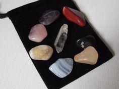 7 Gemstone Chakra Kit ,Healing,Reiki,Chakra Stones