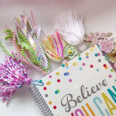 I can't stop making them!!!! #paperclips #pagemarkers #etsy #eclp #plannergoodies