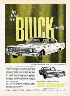 1963 Buick LeSabre & Wildcat Ad (Canada) | Flickr - Photo Sharing!