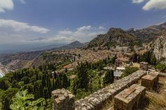 Taormina View Photo by Richard Freeman -- National Geographic Your Shot