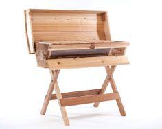 Top Bar Hive  - Cedar - Free Shipping | Bee Thinking