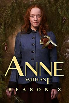 Anne With And E - série exibida pela Netflix Anne Shirley, Gilbert Blythe, Roman Polanski, Celine Sciamma, Gilbert And Anne, Anne White, Amybeth Mcnulty, Orphan Girl, Anne With An E