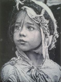 Little Girl 2 Oil on Canvas 45 x 60cm R1350
