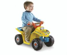 Fisher-Price Diego Lil' Quad - my grandson! Electric Car Concept, Electric Cars, Electric Vehicle, Moped Motorcycle, Fisher Price Toys, Power Wheels, 4 Wheelers, Kids Ride On, Ride On Toys