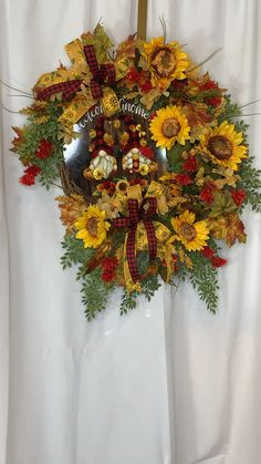 Thanksgiving Wreaths, Holiday Wreaths, Autumn Wreaths, Thanksgiving Decorations, Handmade Home Decor, Unique Home Decor, Hotel Decor, Fall Home Decor, Porch Decorating