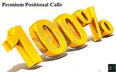 Premium Positional Calls is one of our finest services which include short term delivery calls in NSE cash. We are providing investment/ delivery tips for people who want to make huge money from the stock market in a short span of time without giving much of their time to it.  Visit our website: http://cashcowresearch.com/premium-positional-tips.php