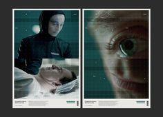 "Alien: Covenant - ""Meet Walter"" on Behance"