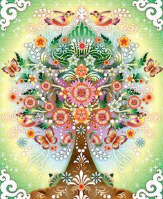 """"""" Entre un hombre y un árbol hay un imperceptible vínculo vital que une sus destinos... """""""
