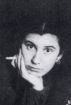 If you've never heard of her--look her up:  etty hillesum - Google Search