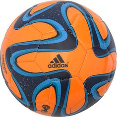 adidas Brazuca 2014 Glider Zest Soccer Ball