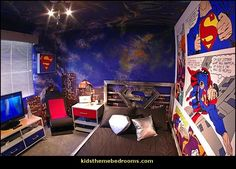 superman theme bedroom photos of room for joy camerons room