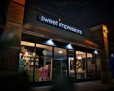 Being 100% nut-free, Sweet Impressions is an allergy-friendly bakery! • • • #bakery #bakedgoods #winnipeg #yeg #brandidentity #designing #designers #design #brandingdesign #branding #bakeshop #pastries #signsofinstagram #signagedesign #signage #signmaker #wpg #wpgnow #yycnow #canadianbusiness #wpgcity #wpglocal #winnipegbusinesses #localwinnipegbusiness #emailus #customsignage #igsignage #ledsignage #letterheads #designandprint Signage Design, Branding Design, Sign Maker, Letterhead, Nut Free, Pastries, Bakery, Designers, Sweet