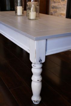 Chalk Paint, Home Furnishings, Shabby Chic, Dining Table, Facebook, Furniture, Home Decor, Homemade Home Decor, Dinning Table Set