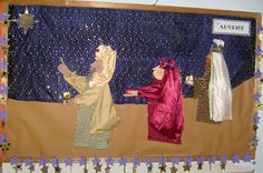 Advent Display Three Wise Men