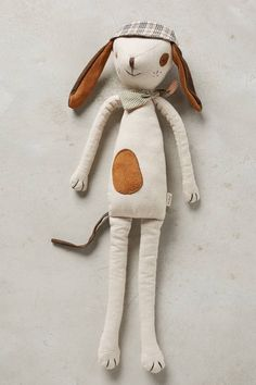 Sleuthing Pup Doll | Pinned by topista.com