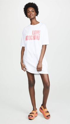 5361abf98ee 22 Best moschino T shirt dress images