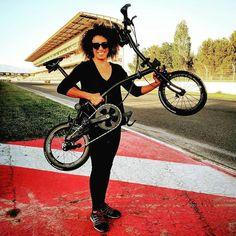 #brompton #bwcbarcelona #etidecrank #etide #hubsmithrims #hubsmith #valeriasbarcelona #valeriasbikeaccessoriescom #josephkuosactyres #josephkuosac #bromptonjunctionbcn #montmelof1circuit #adrenaline http://ift.tt/2owAXou