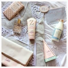 Zoella sweet inspirations beauty range