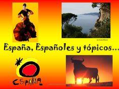Presentación sobre España