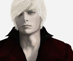 Dante (Devil May Cry)/#1369844 - Zerochan I don't really like this hairstyle : 