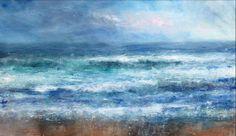 Jonathan Shearer | Breakers | Oil on Canvas | http://www.artistics.com/en/art/jonathan_shearer/breakers