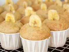 Receta de Muffins de Banana