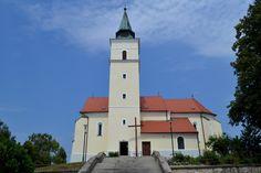 Kostolište - Slovakia San Francisco Ferry, Building, Travel, Voyage, Buildings, Viajes, Traveling, Trips, Construction