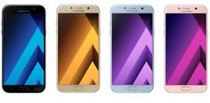 SAMSUNG GALAXY A5 Color : Gold, Pink, Blue Size : 32GB