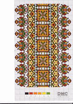 Gallery.ru / Фото #43 - Вишиті жіночі сорочки (схеми) - kolirbarvi