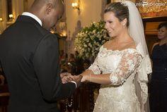 7 - Casamento da Fernanda Souza e do Thiaguinho - os dois