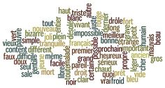 Free Resources For Teachers of French A Level French, Ap French, Core French, Learn French, French Stuff, French Adjectives, French Verbs, French Grammar, French Expressions