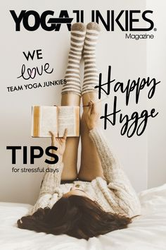 Our Happy Hygge box is filled with the comfy essentials that will help you feel cozy and warm wherever you may be! Discover your box at www.yogajunkies.com Lifestyle Articles, Yoga Lifestyle, Hygge, Essentials, How Are You Feeling, Cozy, Warm, Magazine, Happy
