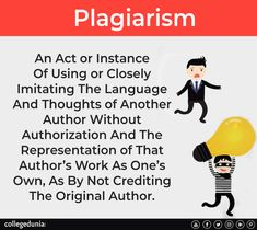 Plagiarism, Don't copy and paste, Content, writing.