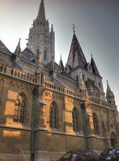 Matyas templom - Budapest