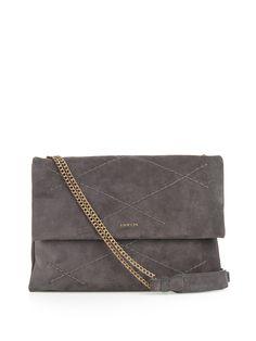 de30d10182c0 Sugar suede shoulder bag