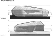 Beethoven Concert Hall - Architecture - Zaha Hadid Architects