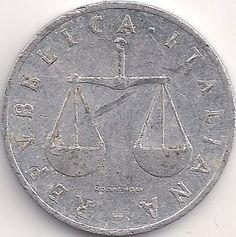 Motivseite: Münze-Europa-Südeuropa-Italien-Lira-1.00-1951-2001