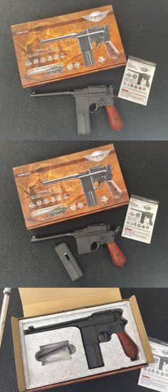Air Pistols 178887: New Umarex M712 Mauser Bb Pistol- Full Auto!!!! -> BUY IT NOW ONLY: $85 on eBay!