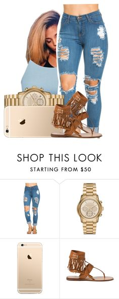 """113"" by jalay ❤ liked on Polyvore featuring Michael Kors and Valentino"