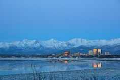 Pin for Later: 23 American Cities You Must Visit in Your 20s Anchorage, AK The great thing about Anchorage is that you can enjoy the city life by the water, but you can also go right outside of town to ski and hike.