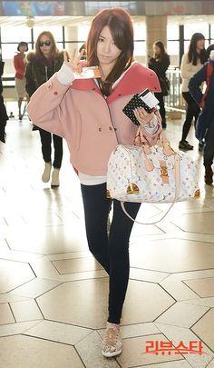 Tiffany : 130204 Gimpo Airport