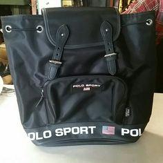 "Polo Sport Ralph Lauren backpack Brand new, never used backpack. 16"" X 14"". Ralph Lauren Bags Backpacks"