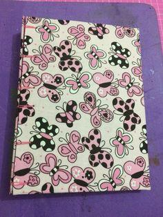 Caderno de anotações !!!
