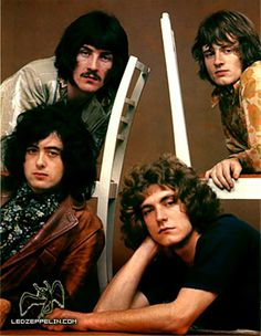 Robert Plant, Jimmy Page, John Bonham & John Paul Jones John Paul Jones, John Bonham, Jimmy Page, The Band, Great Bands, Cool Bands, Led Zeppelin Iv, Robert Plant Led Zeppelin, Blues