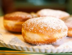 Moroccan Beignets - Homemade Donuts with Jam