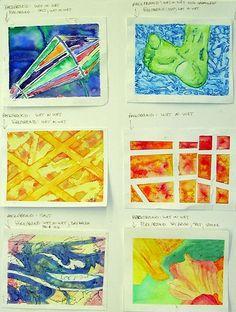 Watercolor Handouts