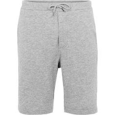 Grey Drop Crotch Jersey Shorts - Men's Shorts & Swimshorts ...