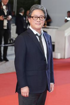"Park Chan-wook attends the ""The Merciless (Bulhandang)""  screening during the 70th annual Cannes Film Festival at Palais des Festivals on May 24, 2017 in Cannes, France."