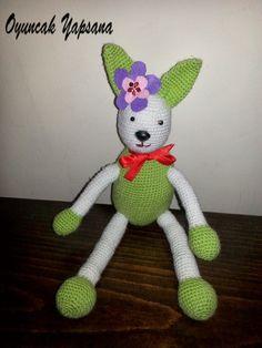 oyuncak yapsana: Amigurumi Tavşan